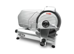 KWS MS-10NT Premium Commercial Electric Meat Slicer