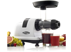 Omega J8006HDS Nutrition Center Quiet Dual-Stage Slow Speed Juicer