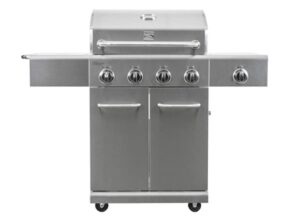 Kenmore PG-40405SOLA-AM stainless steel 4