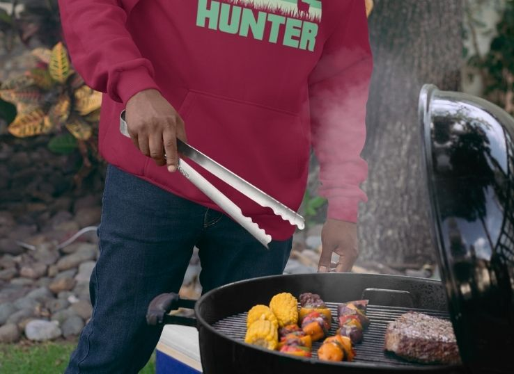 How to light the Char-broil portable Gas grill