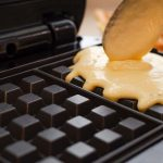 How to use waffle maker